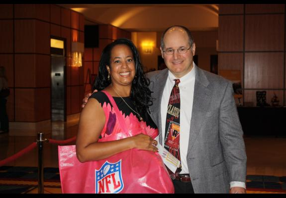 Aug. 24, 2012: Redskins Welcome Home Luncheon