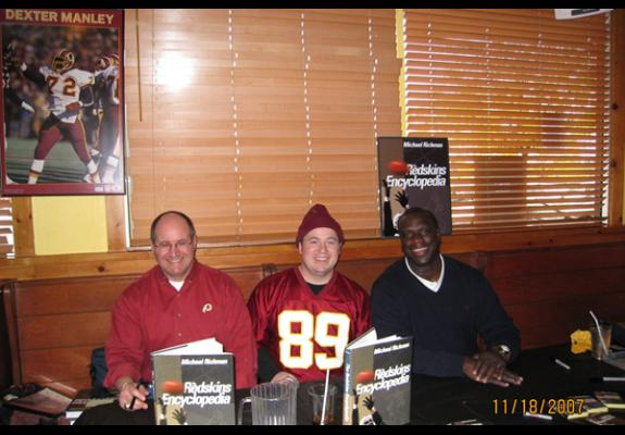 Nov. 18, 2007: Glory Days Grill in Germantown, MD