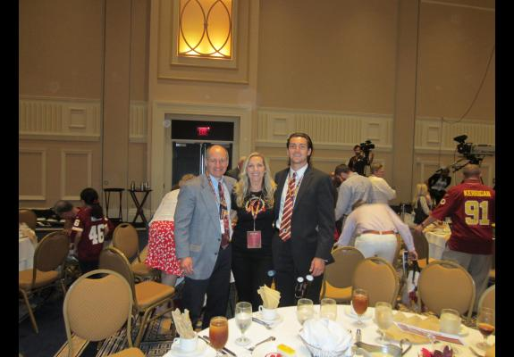 Aug. 22, 2014: Redskins Welcome Home Luncheon