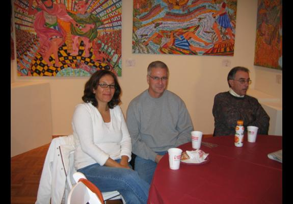 Nov. 4, 2007: Jewish Community Center Book Festival, Rockville, MD