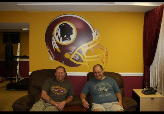 "Phil Koschak - The ""Antipodean"" Redskins fan from Melbourne, Australia"