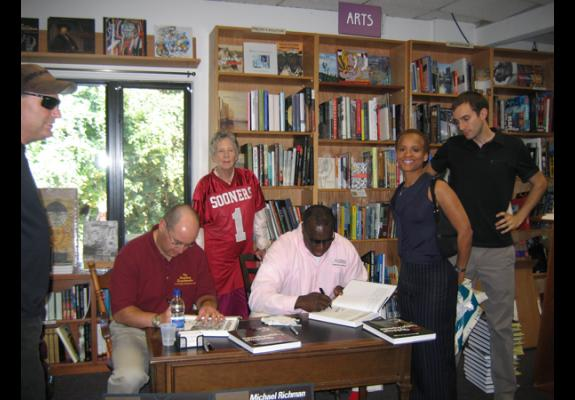 Sept. 1, 2007: Politics & Prose in Washington, D.C.