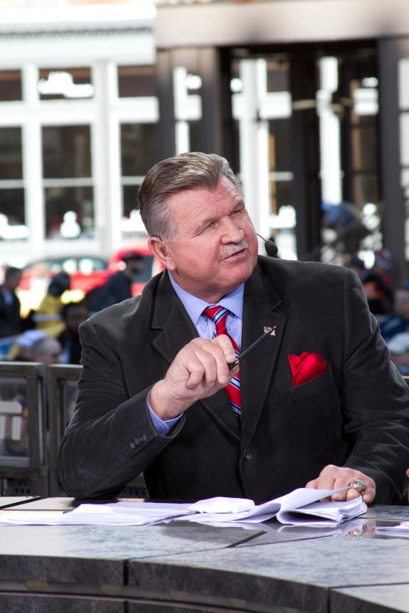 ESPN's Mike Ditka on the Redskins' Name Debate
