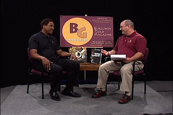 Burgundy & Gold Magazine -- 1 on 1 w/ former Redskins LB Andre Collins
