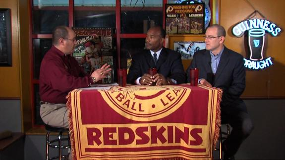 Nov. 7, 2011: Burgundy & Gold Magazine -- Redskins 2011 mid-season analysis