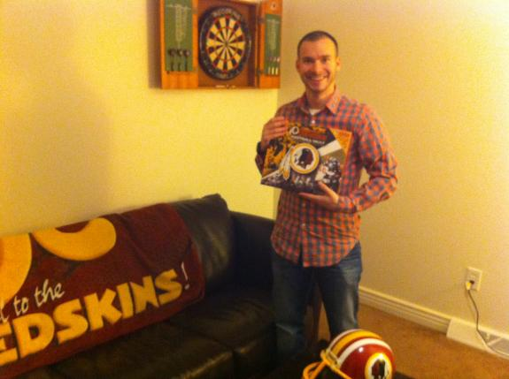 Fans of the Washington Football Redskins Vault & The Redskins Encyclopedia