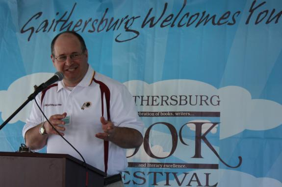 May 21, 2011: Gaithersburg Book Festival