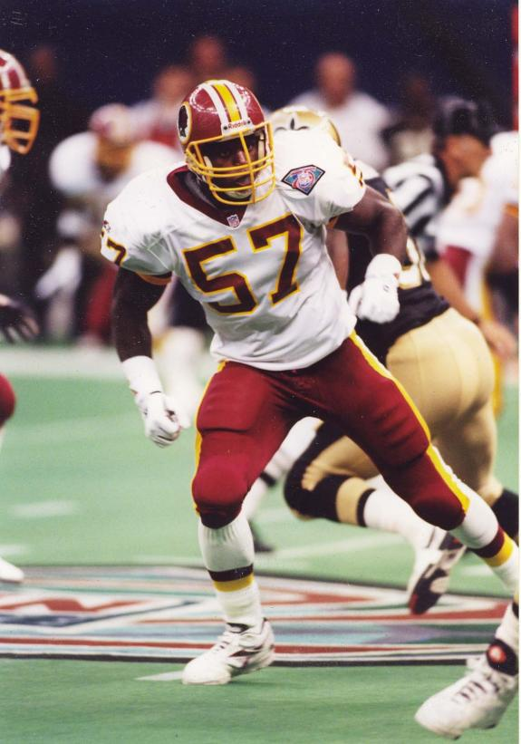 Ken Harvey: 1 of the Best LBs in Redskins History