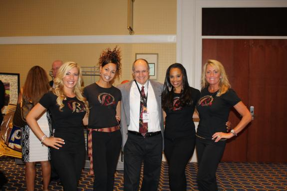 Aug. 23, 2013: Redskins Welcome Home Luncheon