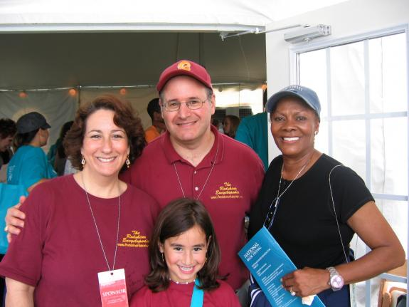 Sept. 27, 2008: National Book Festival in Washington, D.C.