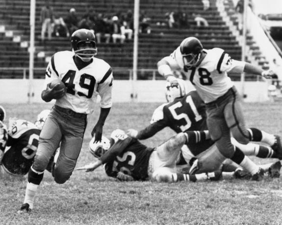 Sept. 23, 1962: Mitchell Redskins New Superstar
