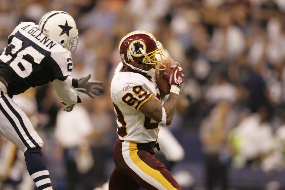 Sept. 19, 2005: Redskins Pull off a