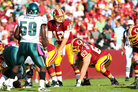 2011 Washington Redskins Recap