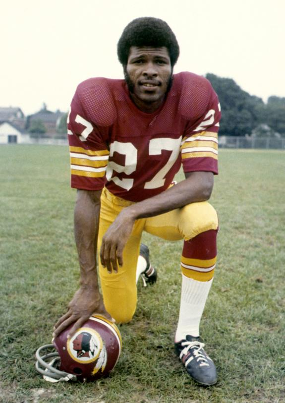 Redskins Hall of Fame Safety Ken Houston