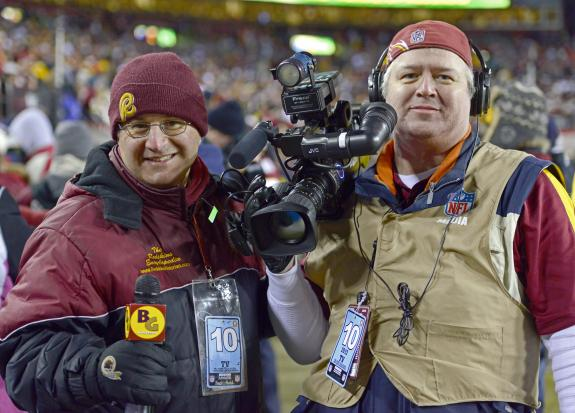 Dec. 30, 2012: Redskins-Cowboys Clash for NFC East title