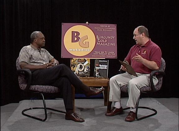 Burgundy & Gold Magazine -- 1 on 1 w/ Redskins legendary RB Larry Brown