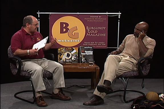 Burgundy & Gold Magazine -- 1 on 1 w/ Redskins special teams legend Mike Nelms
