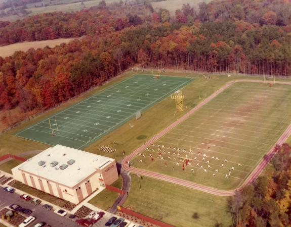 June 2, 1971: State of the Art Training Complex