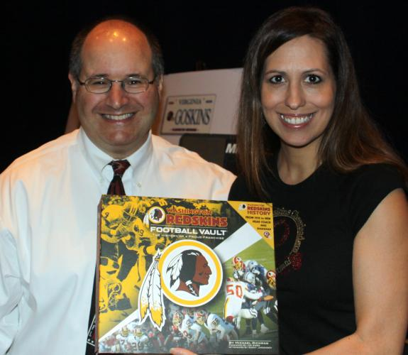 Aug. 24, 2011: Redskins Welcome Home Luncheon